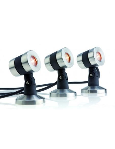 Lunaqua Maxi LED 3W Set 3