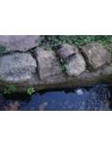Lona de piedra, rollo 25x0,4m