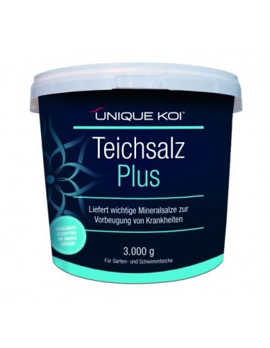 TeichSalz Plus