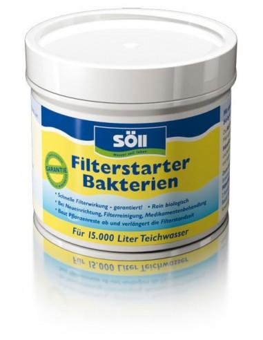 Filterstarter Bakterien