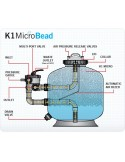 EvolutionAqua K1 Micro Filter 90