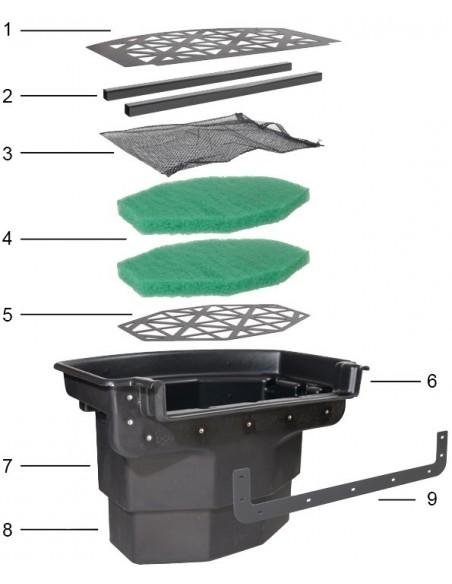Cascada Filtro Pro 48