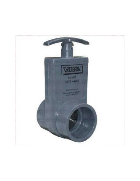 Válvula guillotina Unibody 50mm