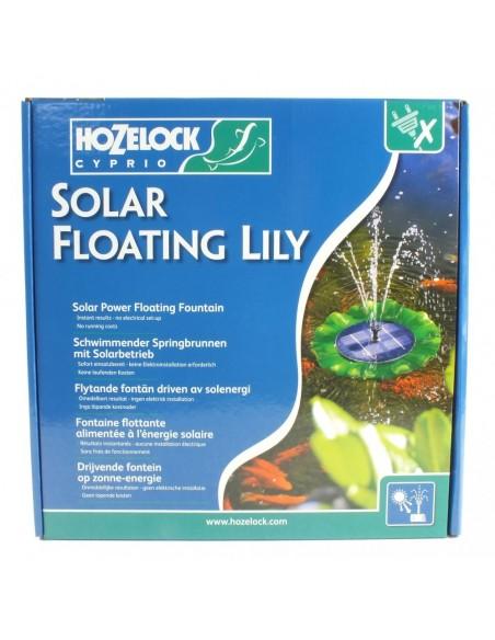 Bomba Solar Cascade Lily