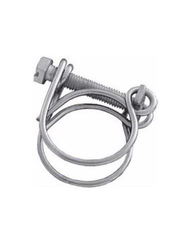 abrazaderas de alambre para manguera espiral 19
