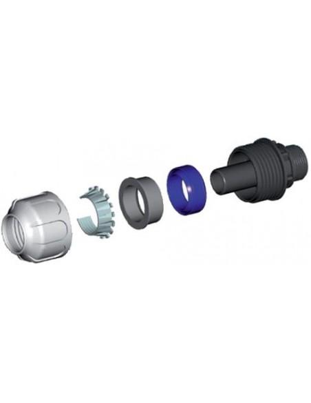Conector manguera 40mm