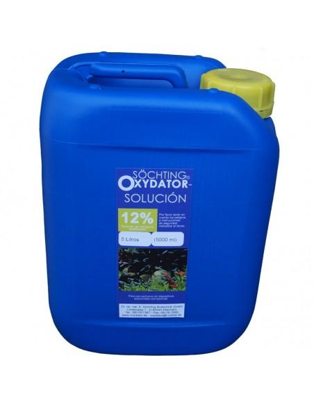 Solución Oxydator 12% 5litros