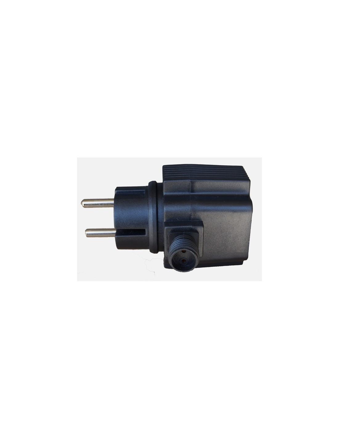 Transformador 20w 230 12v for Accesorios para estanques