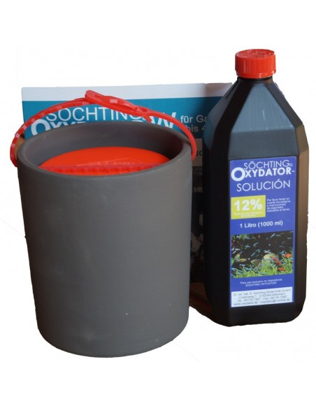 Oxydator W + Solución 12%