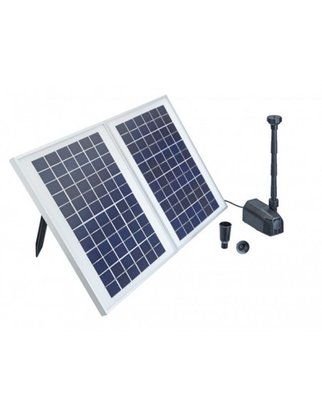 Fuente Solar 1600 l/h