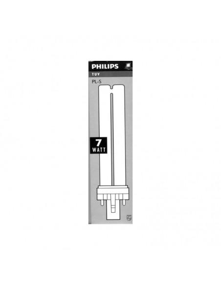 Lámpara UVC 7W Philips