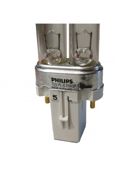 Lámpara UV-C 9W Philips