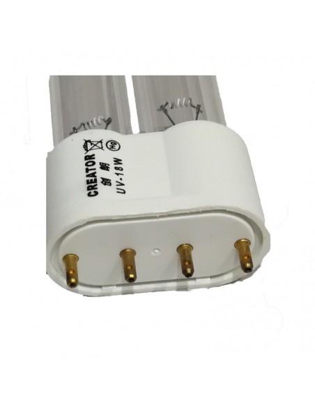 Lámpara UV-C 18W tipo PL