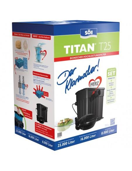 Titan T25 Kit