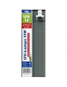 Lámpara UV-C 11W 220V