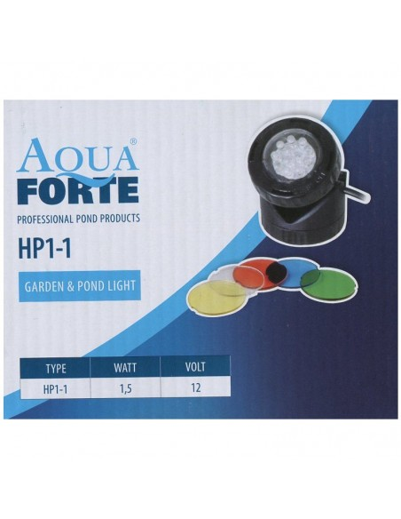 Foco LED 1,5W Automatic