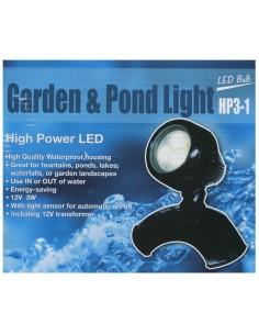 LED 1,6W automático