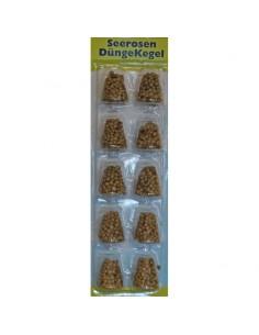 Fertilizante para nenúfares 10 bolas