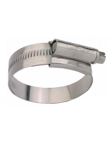 Abrazadera Orbit Inox 31-48mm