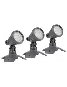 Foco Lunaqua 3 LED Set 3