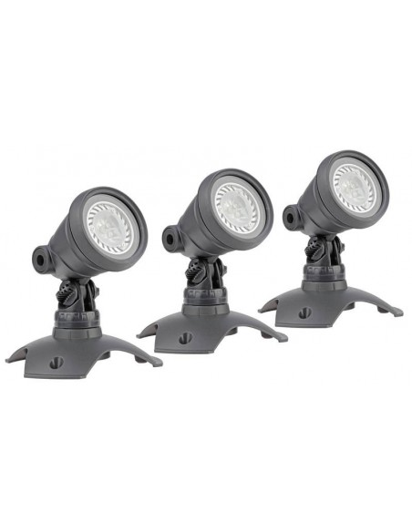Focos Lunaqua 3 LED Set 3
