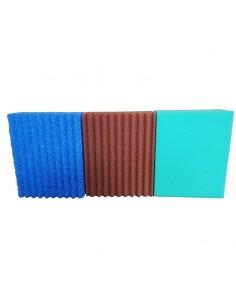 Esponja roja filtro Biotec 5.1-10.1
