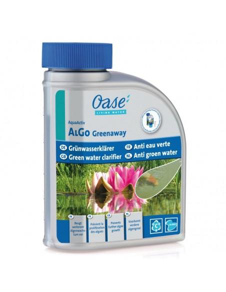 AlGo Greenaway Oase AquaActiv 500ml