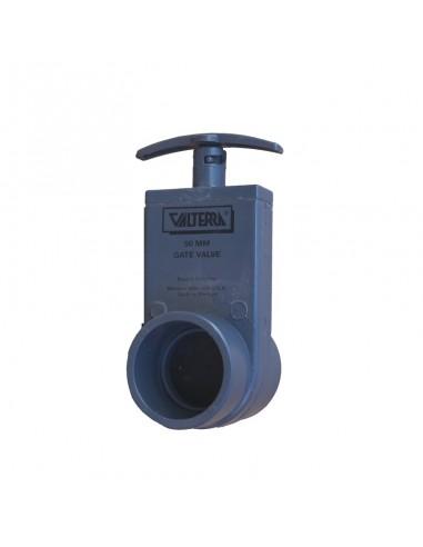 Válvula guillotina Valterra 50mm unibody