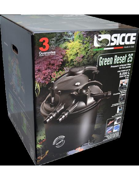 Green Reset 25 caja