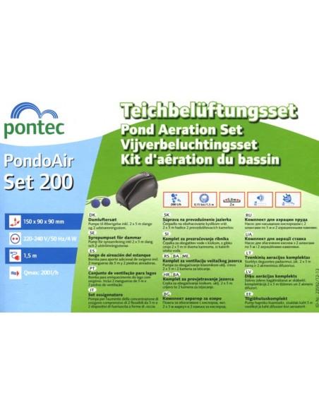 pondoair set_200