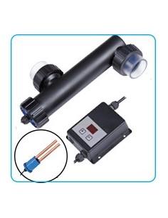 Antialgas, electrolizador de cobre
