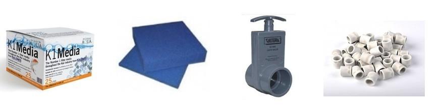 Accesorios para filtros de estanque